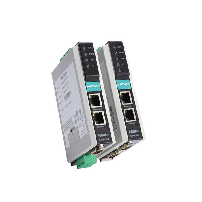 [MOXA] MGate EIP3170/MGate EIP3270 Series